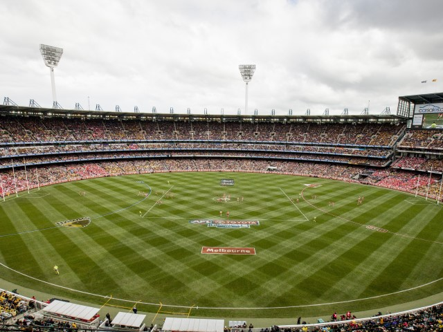 AFL Grand Final at the MCG